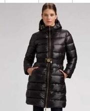 Moncler вниз пальто