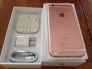 iPhone 6S 128 гигабайтный России разблокирована розовое золото