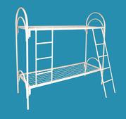 Кровати металлические для времянок,  кровати металлические для рабочих,