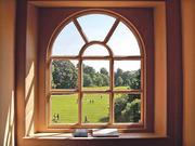 Деревянные окна из Красного дерева Туркестан