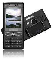 sony ericsson k800i  c хорошой памятью и камерой